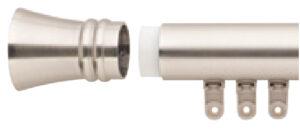 Select Metal Finial Adaptor - Side View